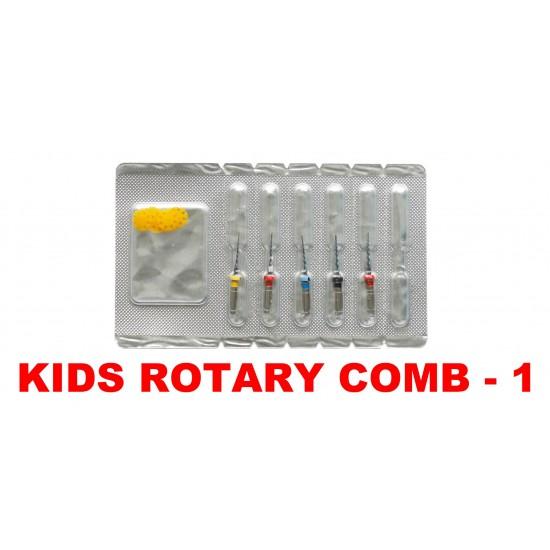 KIDS ROTARY FILES