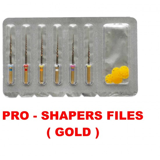 PRO-SHAPERS FILES